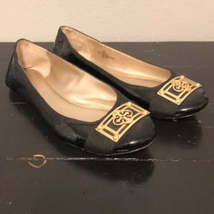 Isola Patent Leather Ballet Flats